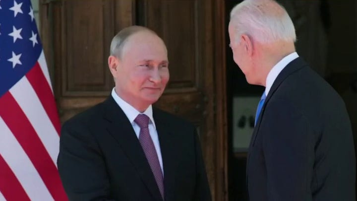 Biden discusses Russia hacks and infrastructure with Putin