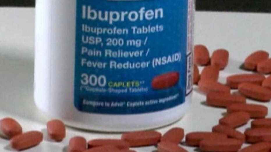 Is Ibuprofen safe to take for symptoms of possible coronavirus?