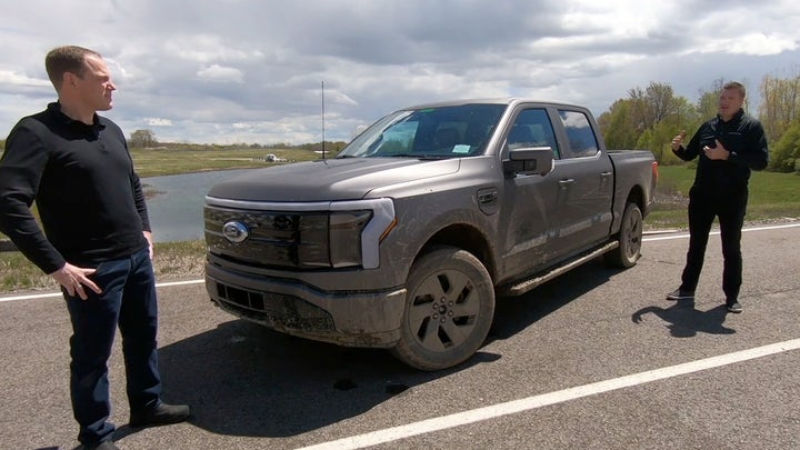 Everything you need to know about the Ford F-150 Lightning