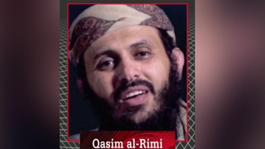 White House confirms death of terror leader Qasim al-Rimi in Yemen