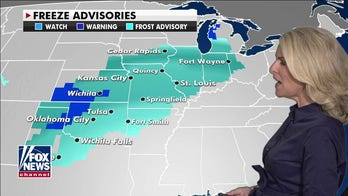 National weather forecast: Cold temperatures, snow to spread across US