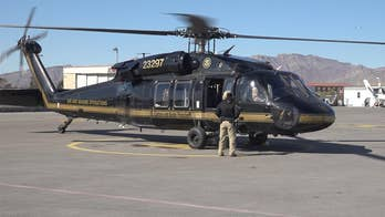 Black Hawk Helicopters are back at El Paso border