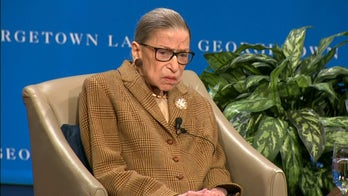 Ruth Bader Ginsburg on ERA questions: Time to 'start over'