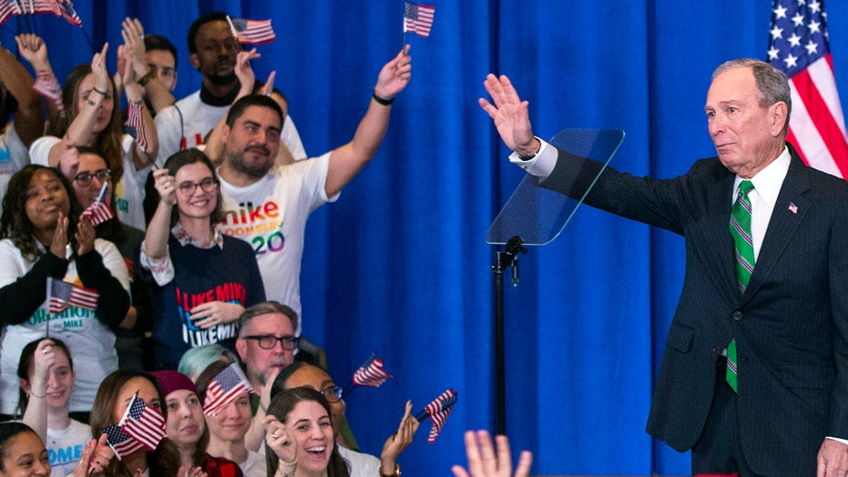 Bloomberg drops out, joins Klobuchar and Buttigieg in endorsing Biden