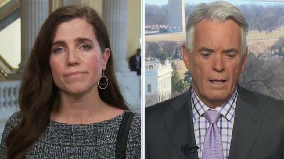 Nancy Mace slams coverage of AOC's riot fears