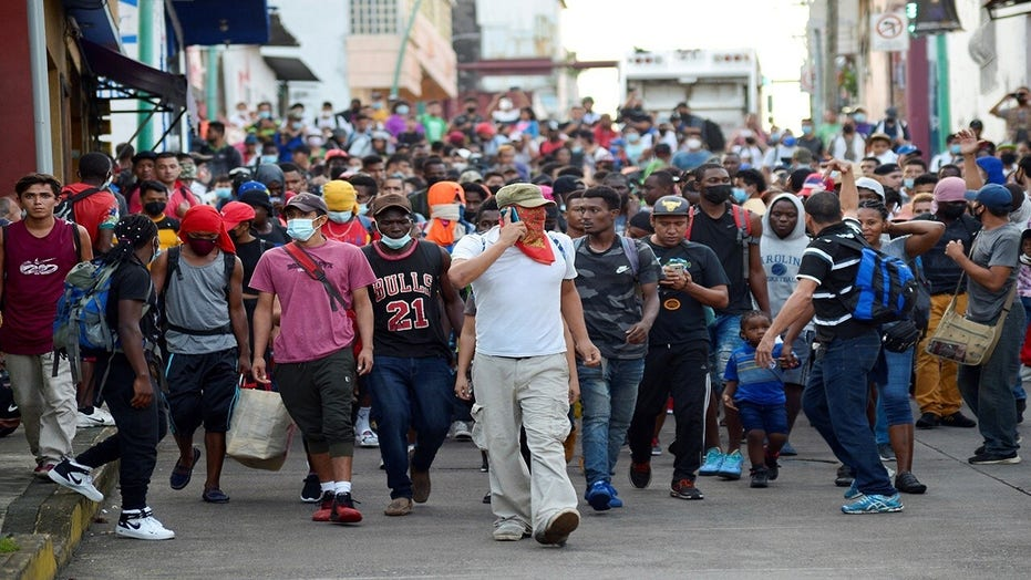 Panama warns of looming Haitian migrant wave, tens of thousands on the way
