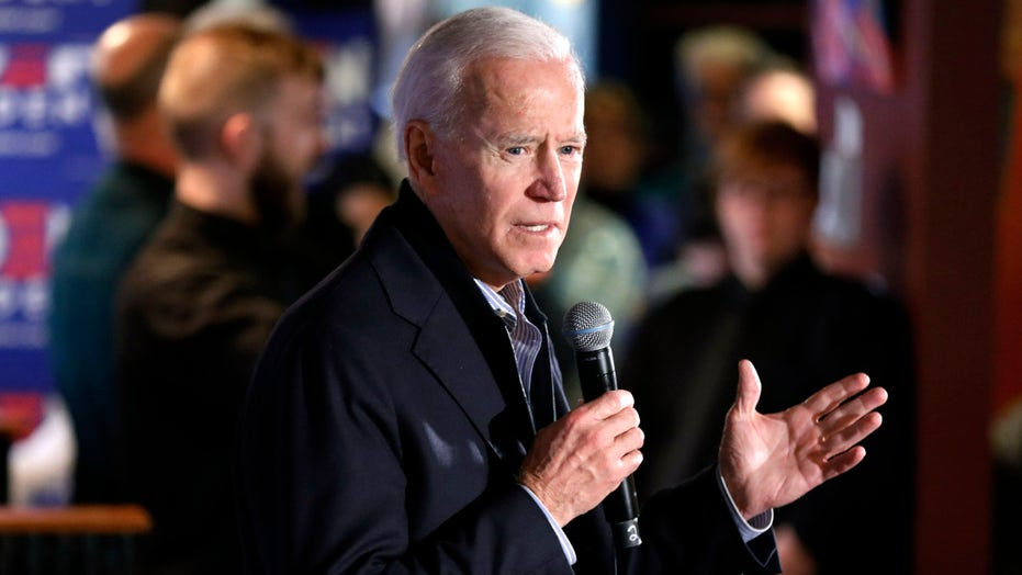 Biden claims to be ahead in support with African-American community