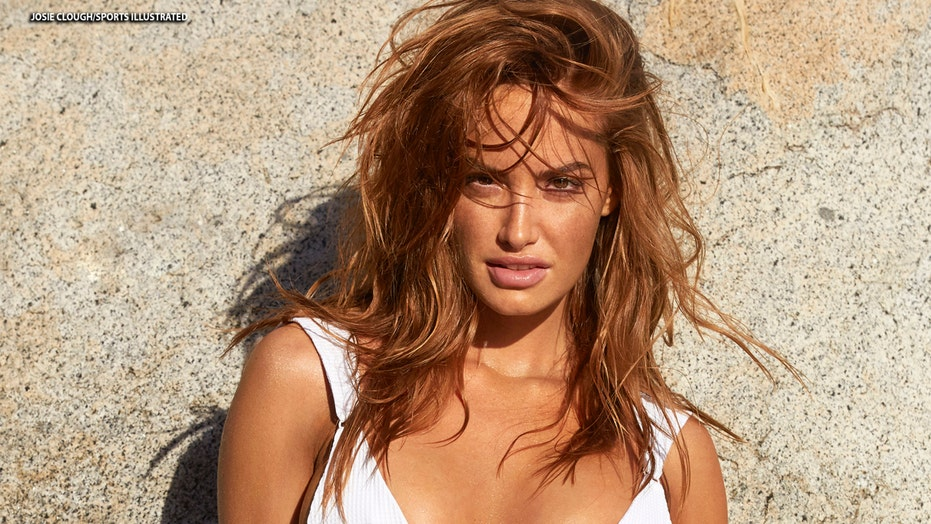 SI Swimsuit model Haley Kalil explains why she cried after seeing her pics: 'This has been a long time coming'