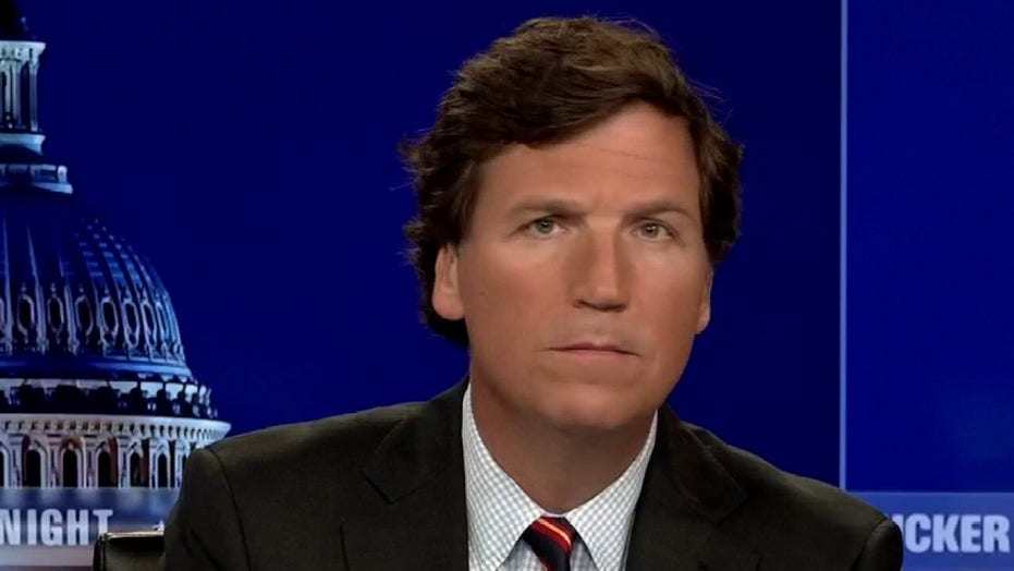 Tucker Carlson: Biden wants to take your guns, but leave criminals with theirs