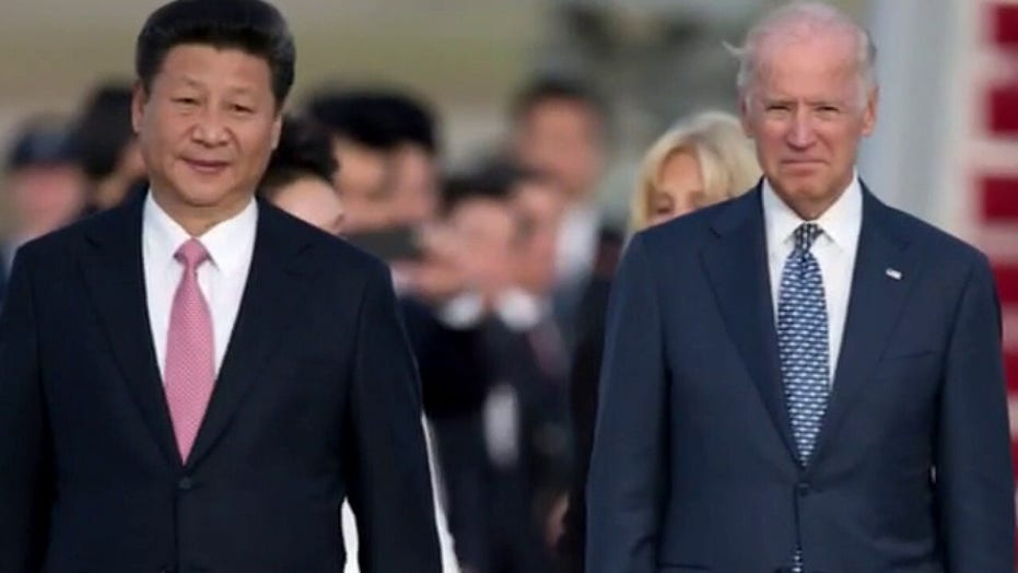 Biden faces foreign policy challenges as tensions grow with China, Russia