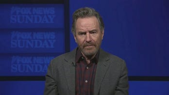 Bryan Cranston joins 'Fox News Sunday' for exclusive interview
