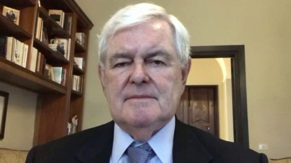 Gingrich: Trump has obligation to defend innocent Americans who are not being protected by city governments