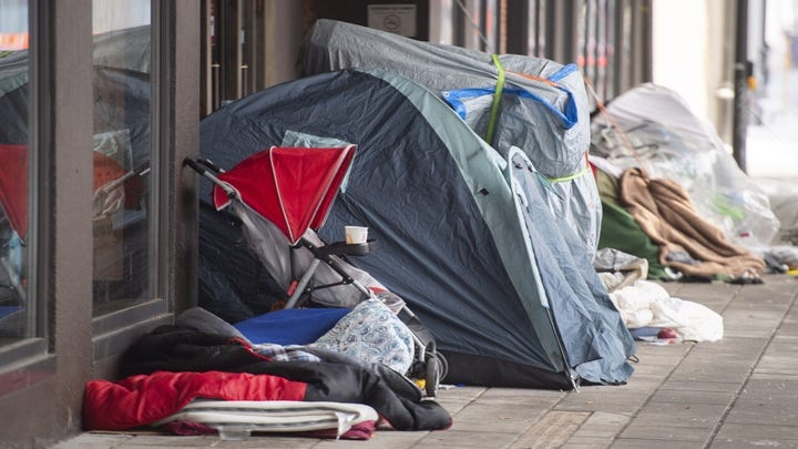 Biden pledges millions to hotels sheltering San Francisco's homeless