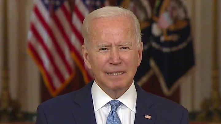 Biden defends harshly criticized Afghanistan evacuation