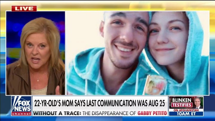 Nancy Grace analyzes timeline of 22-year-old Gabby Petito's disappearance