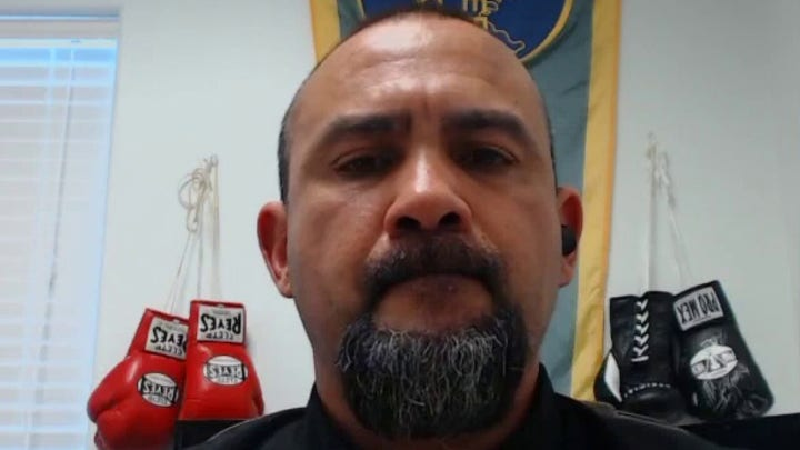 Border Patrol getting no help 'down here' from federal government, says Union VP