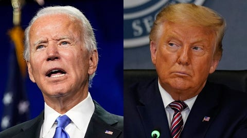 Wall Street 'giddy' about a Biden victory: report