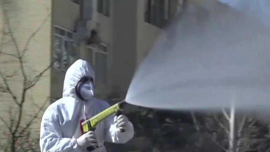 Coronavirus outbreak disrupts everyday life in Italy
