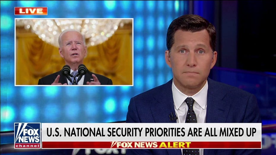 Will Cain calls for Biden, Gen. Milley to resign amid 'Grade-A gaslighting' as Afghanistan collapses