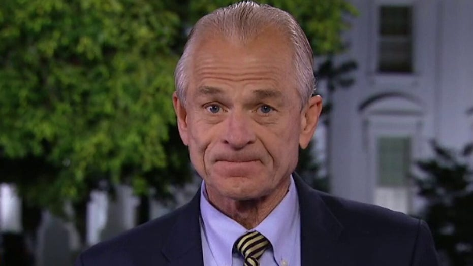 Peter Navarro: If we don't open the economy soon we won't have an economy to open back up