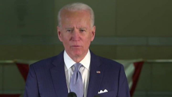 Biden takes big step towards Democrat nomination after 'mini Super Tuesday'