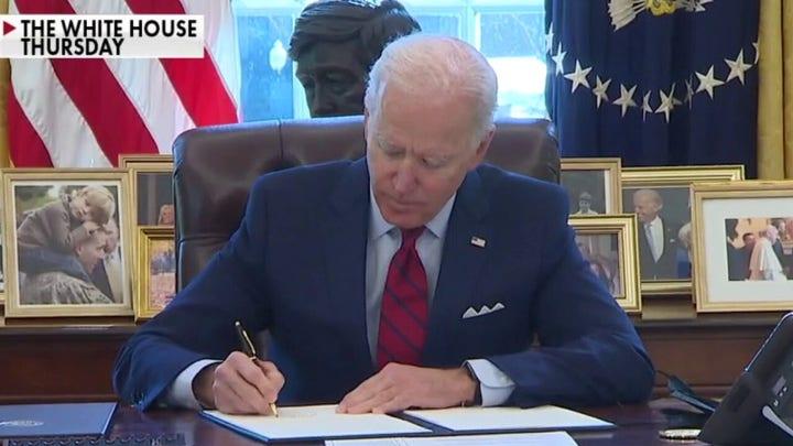 Biden rescinds Trump's ban on funding for overseas abortions