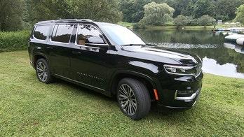 Test drive: 2022 Jeep Wagoneer and Grand Wagoneer