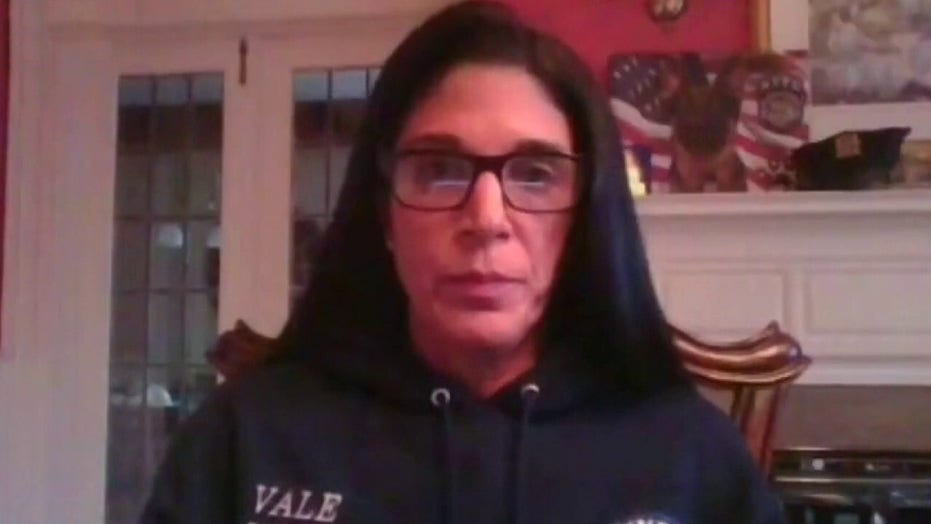 Daughter of slain officer demands apology after NY school district bans sweatshirt with Thin Blue Line