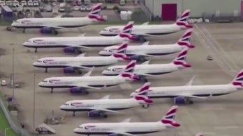 Global air travel hit hard amid coronavirus fears