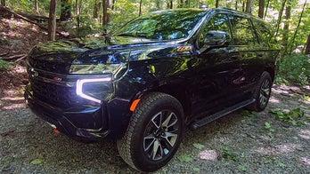 Fox News Autos Test Drive: 2021 Chevrolet Tahoe