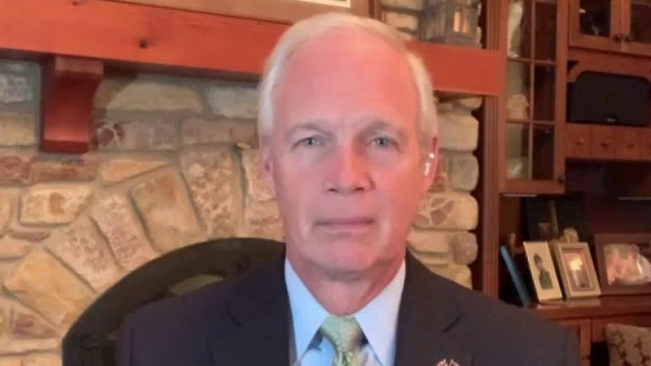 Sen. Ron Johnson: CDC, other US health agencies have lost American public's trust