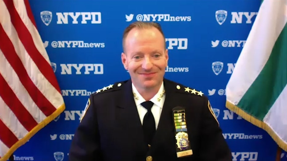 NYPD Chief of Crime Control claims 'lawlessness' in NYC streets, blames reforms for 'empowering' criminals