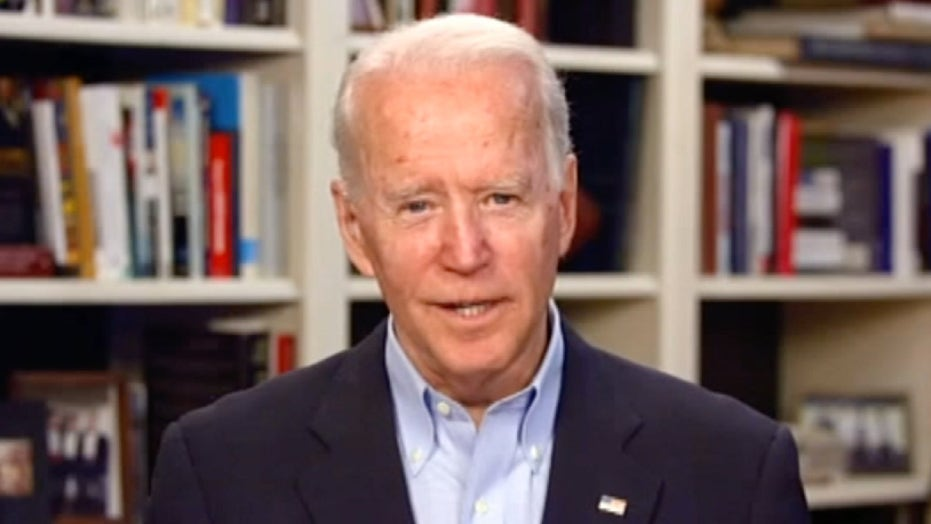 Biden on holding Wisconsin primary during coronavirus outbreak