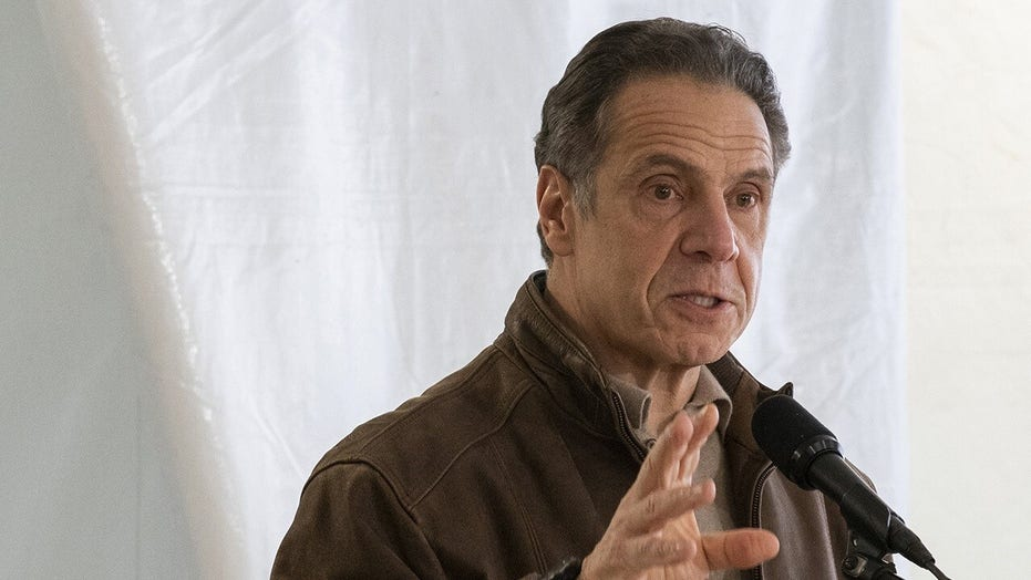 Cuomo uses vaccine presser to cite year from 'hell' over personal scandals