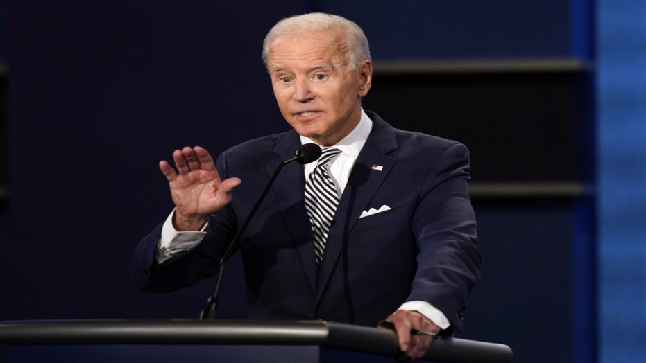 Biden dodges debate question on court-packing to appease radical left: Suo. cotone