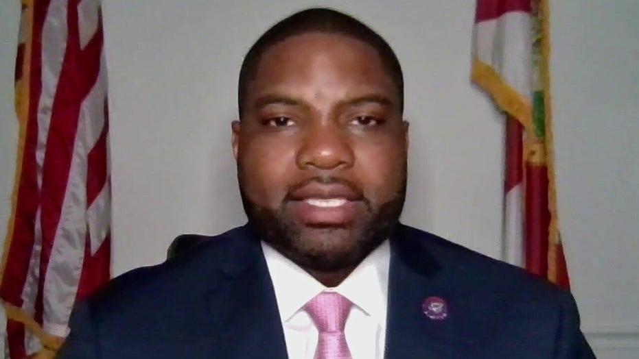 Rep. Byron Donalds touts DeSantis new Florida election law: 'Makes the process cleaner'