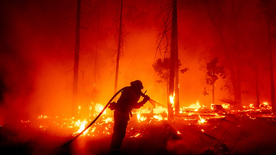 More than 16K firefighters battling California wildfires