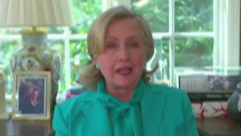 Hillary Clinton endorses Joe Biden, ignores sexual assault claim against former vice president