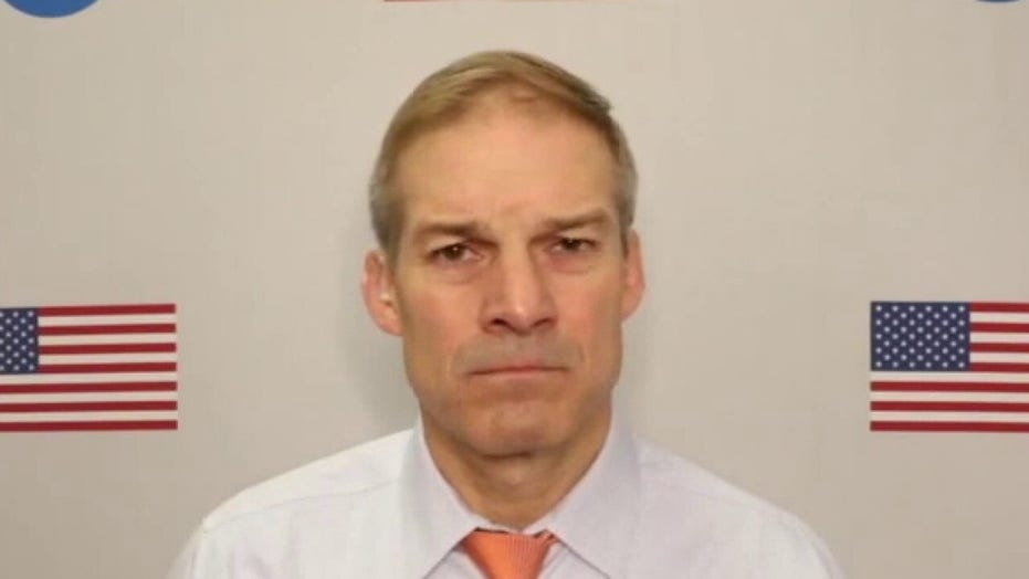 Rep. Jim Jordan slams Democrat court-packing attempts as 'quest for power'