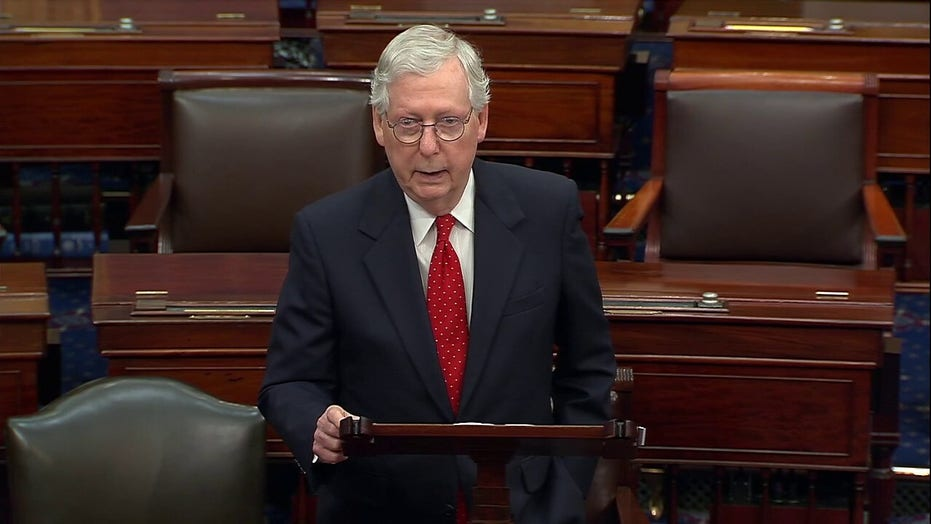 McConnell: Biden flip on anti-abortion Hyde Amendment sign of administration 'spiraling way, way to the left'