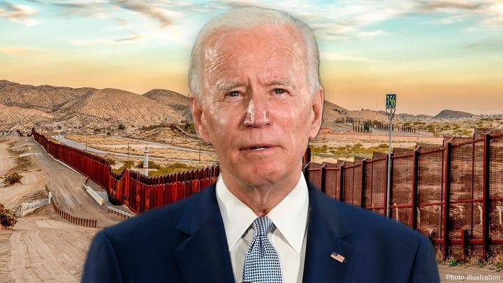 Gobernador. Abbott: 'Open border Biden' responsible for Texas' fentanyl surge