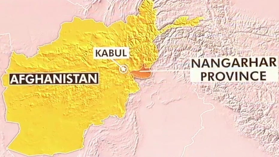 US and Afghan forces come under direct fire while conducting operations in eastern Afghanistan