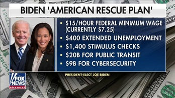 Small business owners react to Biden's 'American Rescue Plan'