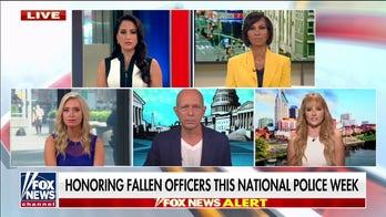 Steve Hilton: The Left has demonized the police