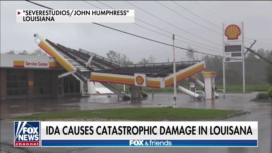 Remnants of Hurricane Ida bring flooding and tornados to the northeast