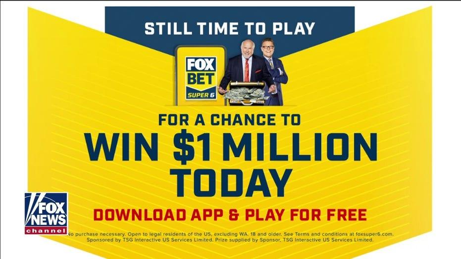 Fox Bet Super 6 giving away $1M of Terry Bradshaw's money