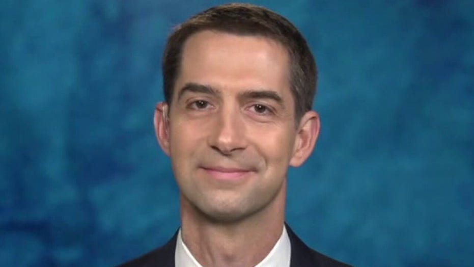 Georgians will not allow Democrats to radically change America: Suo. Tom Cotton