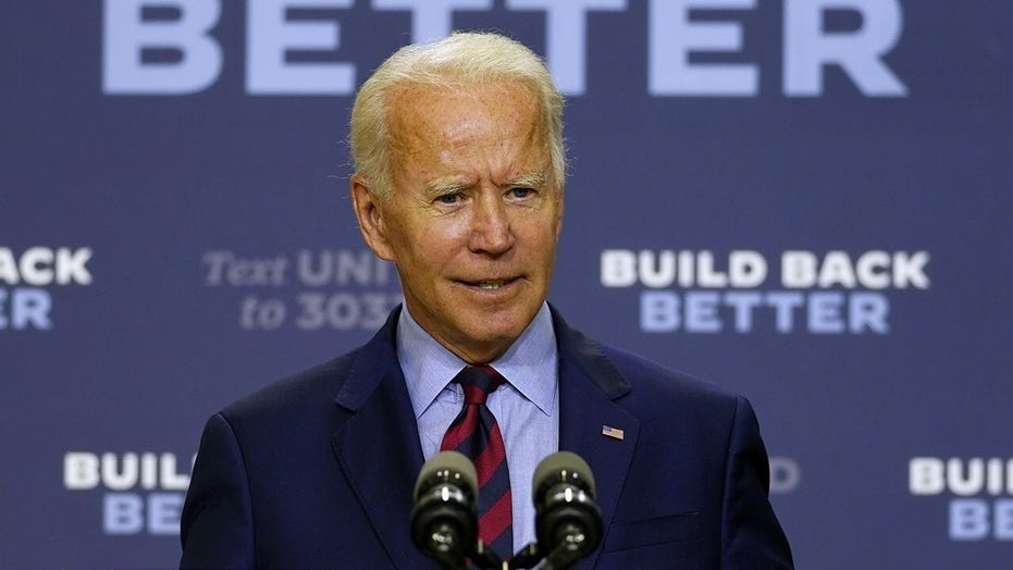 Anita Hill willing to overlook Biden 'mistakes,' vote for him despite their troubled history