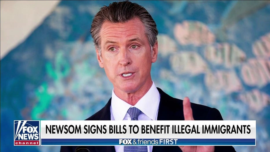 Jim Breslo: Gavin Newsom's woke plans now include toys, lawn mowers and even restrooms