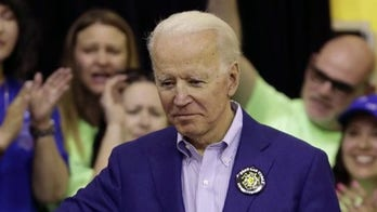 Police group breaks with Biden amid George Floyd protests